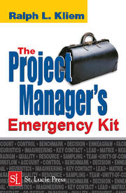 The Project Manager's Emergency Kit