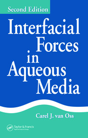 Interfacial Forces in Aqueous Media - 2nd Edition book cover
