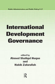 International Development Governance