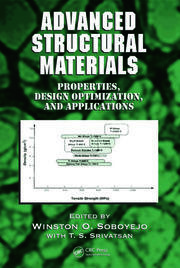 Advanced Structural Materials: Properties, Design Optimization, and Applications