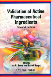 Validation of Active Pharmaceutical Ingredients