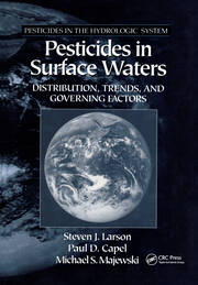 Pesticides in Surface Waters: Distribution, Trends, and Governing Factors