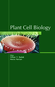 Plant Cell Biology - 1st Edition book cover