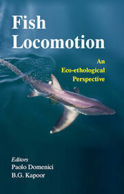 Fish Locomotion: An Eco-ethological Perspective