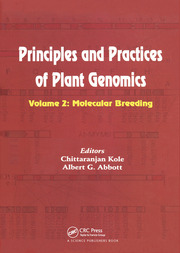 Principles and Practices of Plant Genomics, Vol. 2 - 1st Edition book cover