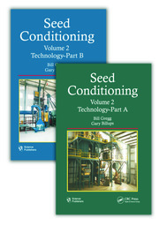 Seed Conditioning, Volume 2 - 1st Edition book cover