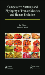 Comparative Anatomy and Phylogeny of Primate Muscles and Human Evolution - 1st Edition book cover
