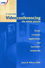 Videoconferencing - 3rd Edition book cover
