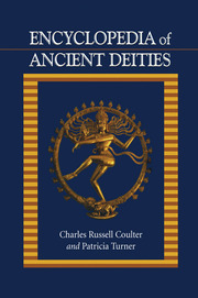 Encyclopedia of Ancient Deities - 1st Edition book cover