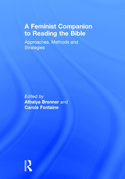 A Feminist Companion to Reading the Bible - 1st Edition book cover