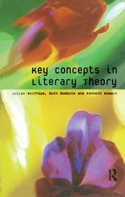 Key Concepts in Literary Theory - 1st Edition book cover