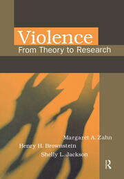 Violence - 1st Edition book cover