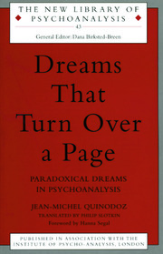 Dreams That Turn Over a Page - 1st Edition book cover