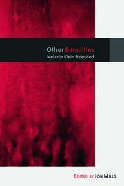 Other Banalities - 1st Edition book cover