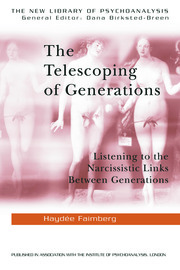 The Telescoping of Generations - 1st Edition book cover
