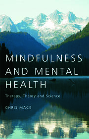 Mindfulness and Mental Health - 1st Edition book cover