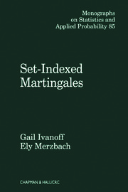 Set-Indexed Martingales - 1st Edition book cover