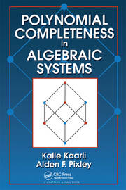 Polynomial Completeness in Algebraic Systems