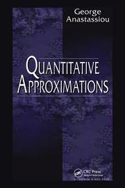 Quantitative Approximations - 1st Edition book cover