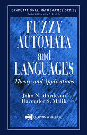 Fuzzy Automata and Languages: Theory and Applications