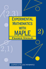 Experimental Mathematics with Maple