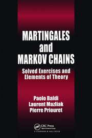 Martingales and Markov Chains - 1st Edition book cover