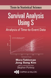 Survival Analysis Using S: Analysis of Time-to-Event Data