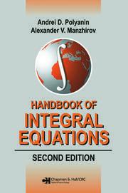 Handbook of Integral Equations: Second Edition