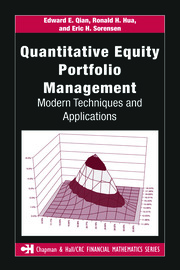 Quantitative Equity Portfolio Management: Modern Techniques and Applications