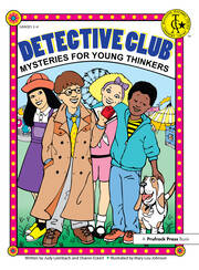 Detective Club - 1st Edition book cover