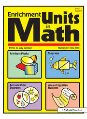 Enrichment Units in Math - 1st Edition book cover
