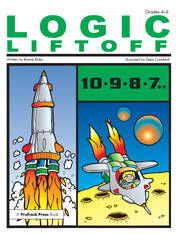 Logic Liftoff - 1st Edition book cover