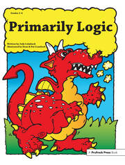 Primarily Logic - 1st Edition book cover