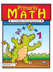 Primarily Math - 1st Edition book cover