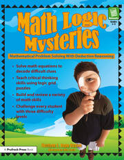 Math Logic Mysteries - 1st Edition book cover