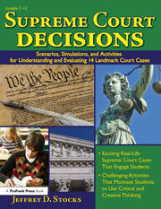 Supreme Court Decisions - 1st Edition book cover