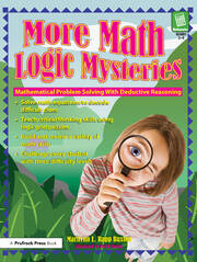 More Math Logic Mysteries - 1st Edition book cover