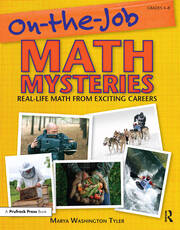 On-the-Job Math Mysteries - 1st Edition book cover