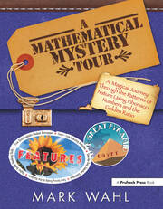A Mathematical Mystery Tour - 1st Edition book cover
