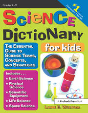 Science Dictionary for Kids - 1st Edition book cover