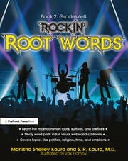 Rockin' Root Words - 1st Edition book cover