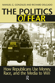 Politics of Fear - 1st Edition book cover