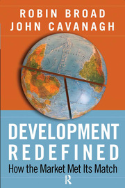Development Redefined - 1st Edition book cover
