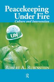 Peacekeeping Under Fire - 1st Edition book cover