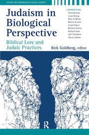 Judaism in Biological Perspective - 1st Edition book cover