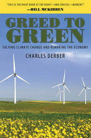 Greed to Green - 1st Edition book cover
