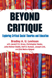 Beyond Critique - 1st Edition book cover