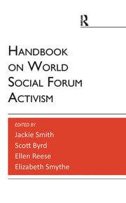 Handbook on World Social Forum Activism - 1st Edition book cover