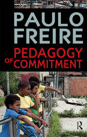 Pedagogy of Commitment - 1st Edition book cover