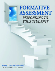 Formative Assessment - 1st Edition book cover